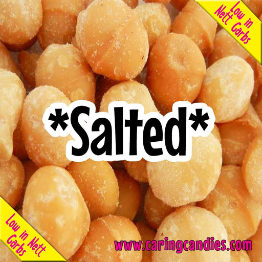 Nuts: Macadamia Roasted and Salted 1kg - Caring Candies Online South Africa - Nuts, Seeds, Coconut and Flours