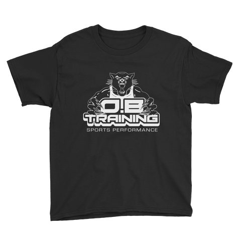 Kids Short Sleeve O.B. Training T-Shirt