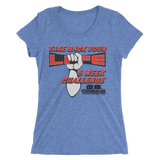 Ladies' Take Back Your Life Short Sleeve T-shirt