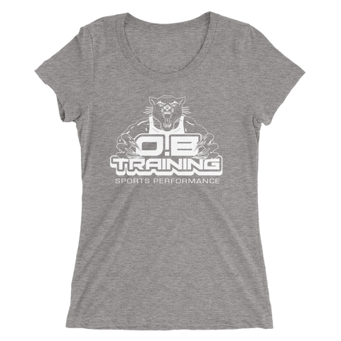 Ladies Classic O.B. Training Tri-Blend T-Shirt