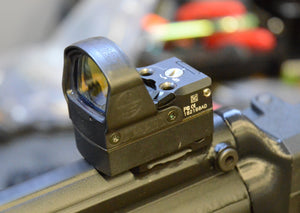 HK MP5 / G3 Micro Red Dot Rear Sight Adapter
