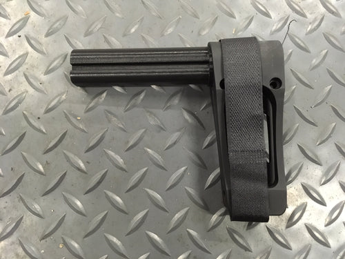 CZ Scorpion Strongarm Adapter