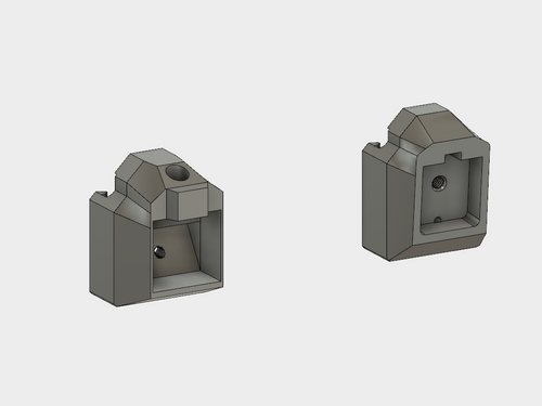 Magpul Zhukov adapter for the CZ Scorpion Evo