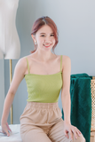 Miya Cami Crop Tank Top