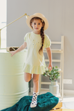 Three Pie Cotton Dress