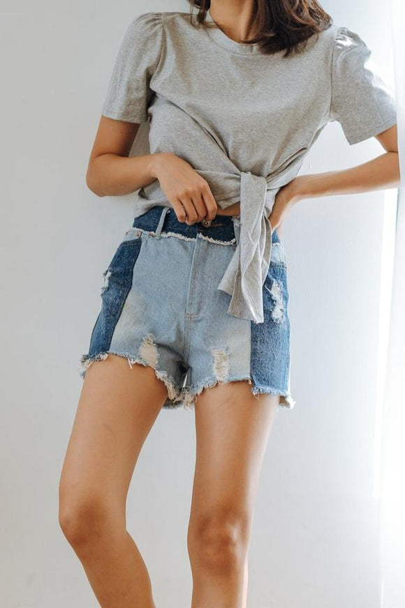 Belleria Short Denim