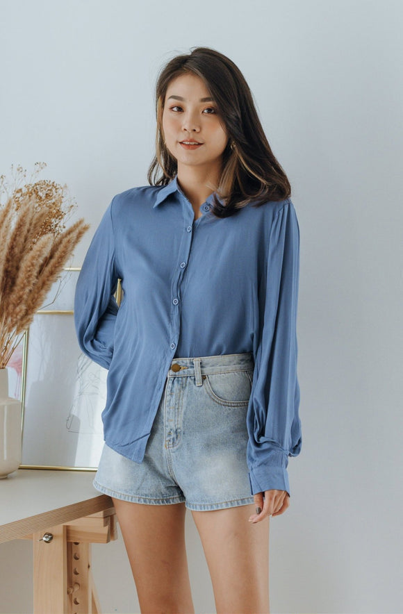 Ella Buttons Shirt