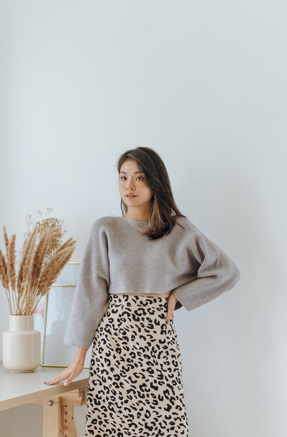 Karsyn Knit Crop Sweater