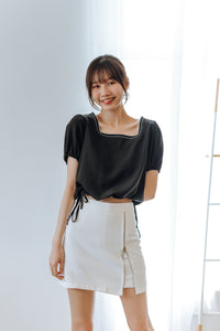 Renee Square-neck Top
