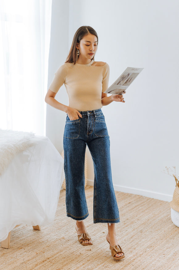 Veralyn Straight Leg Jeans