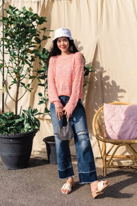 Dacey Pattern Sweater