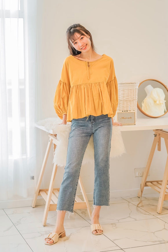 Celia Loose Blouse