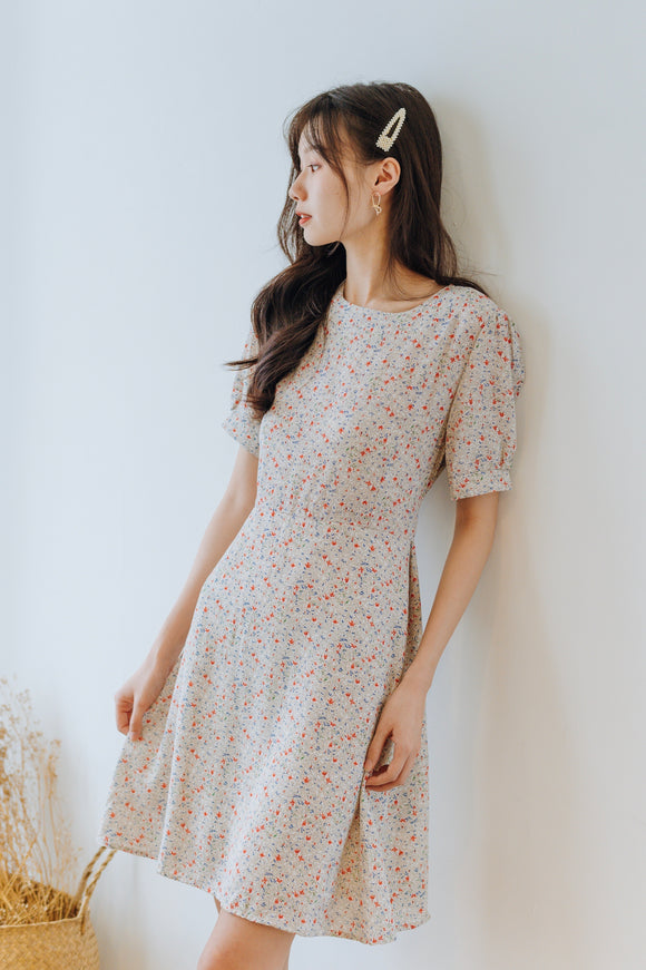 Larna Midi Dress