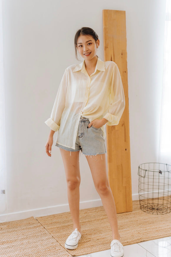 Kelna Relaxed Shirt