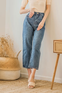 Gerna Straight Leg Denim