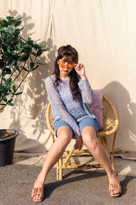 Cate Pattern Sweater