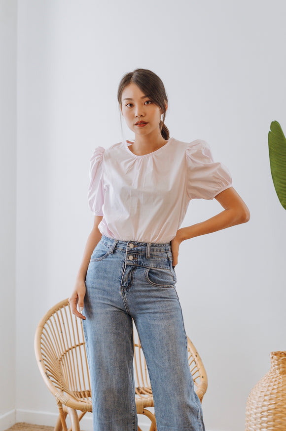 Torynah Puff Sleeve Top
