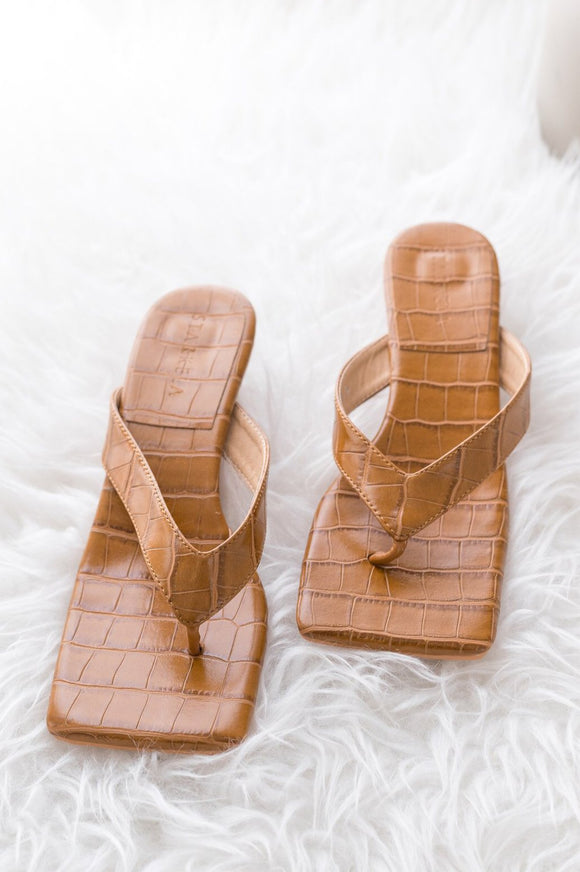 Madelyn Strappy Mules