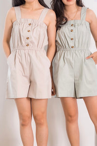 Carolina Ritzler Short Jumpsuit