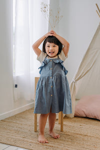 Saphrary Button Down Dress