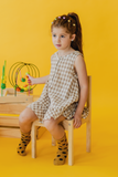 Sweet Sheep Linen Dress