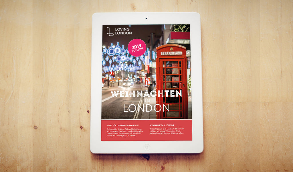 Weihnachten in London Guide [2019]