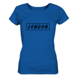 London Kasten - Ladies Organic Shirt