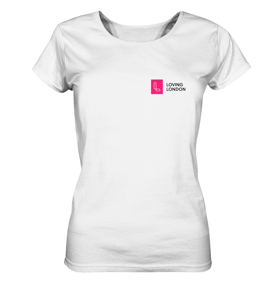 London Logo - Ladies Organic Shirt