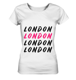 LONDON LONDON LONDON - Ladies Organic Shirt