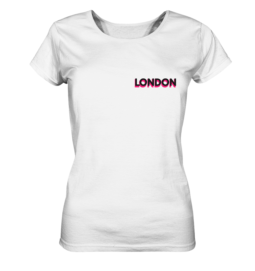 London Shadow - Ladies Organic Shirt