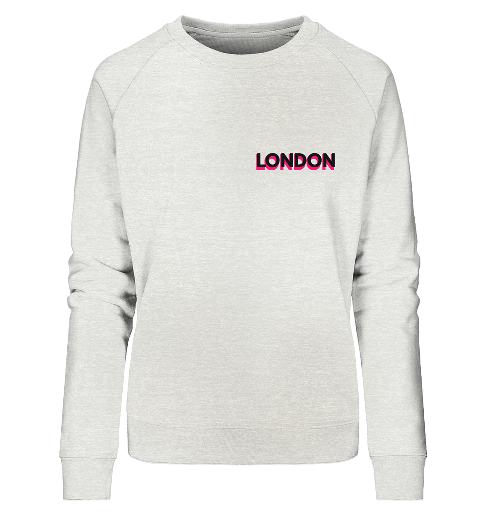 London Shadow - Ladies Organic Sweatshirt
