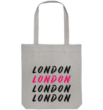 LONDON LONDON LONDON - Organic Tote-Bag