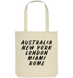Loving Travel Totebag - Organic Tote-Bag