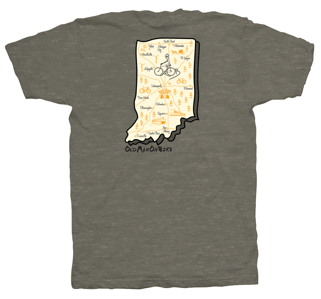 Indiana Short-Sleeve T-Shirt
