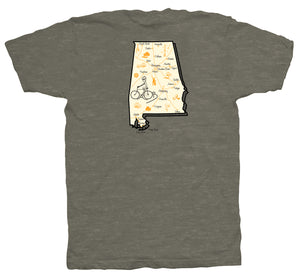 Alabama Short Sleeve T-Shirt