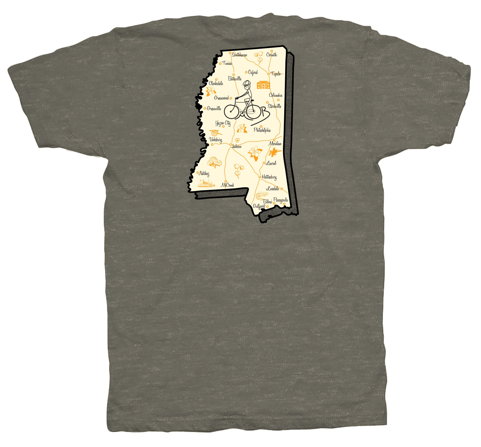 Mississippi Short Sleeve Shirt