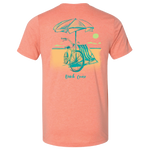 Beach Cruise Short Sleeve T-Shirt