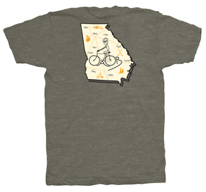 Georgia Short Sleeve T-Shirt
