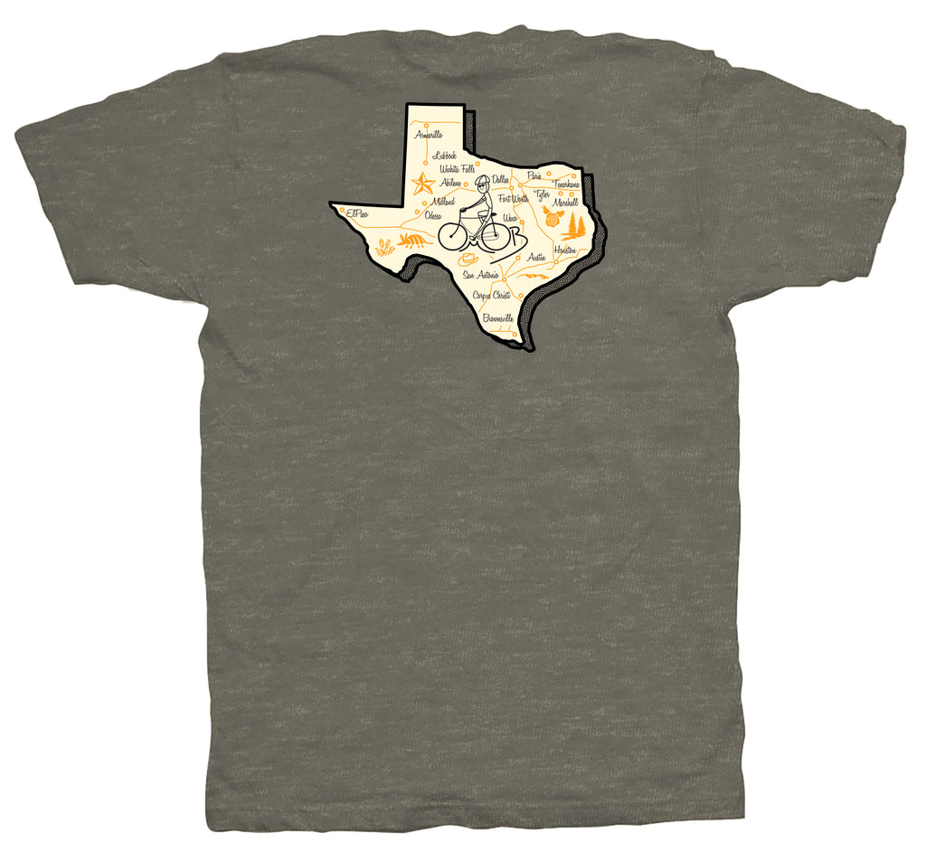 Texas Short Sleeve T-Shirt