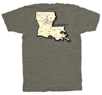 Louisiana short-sleeve T-shirt