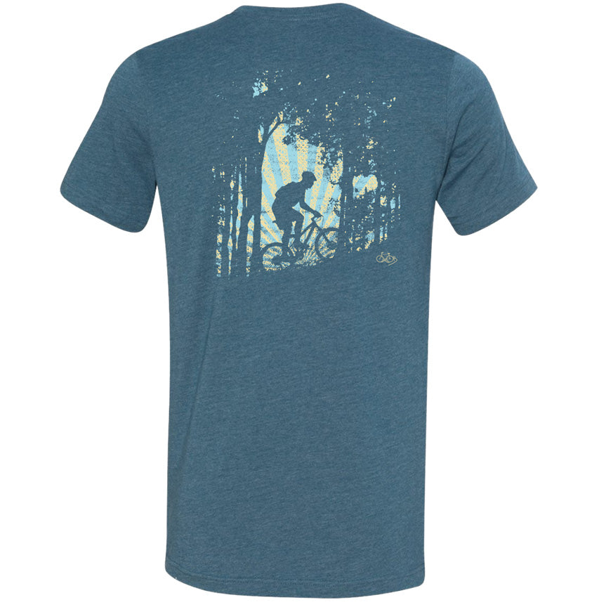 "Vintage OMOB ""Rider in the Woods"" T"
