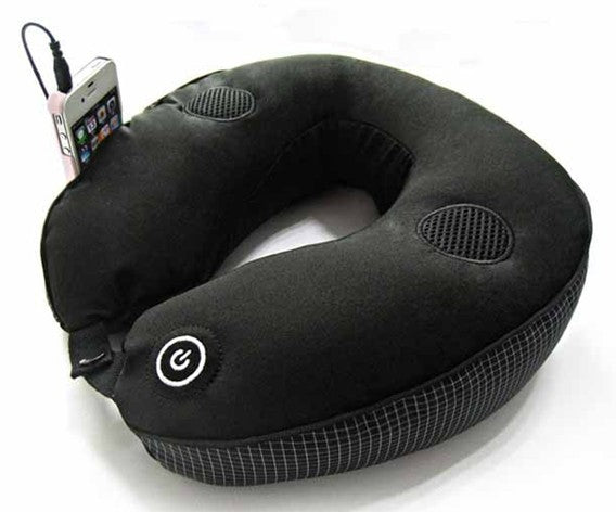 Speaker Travel Pillow - PriceDelux