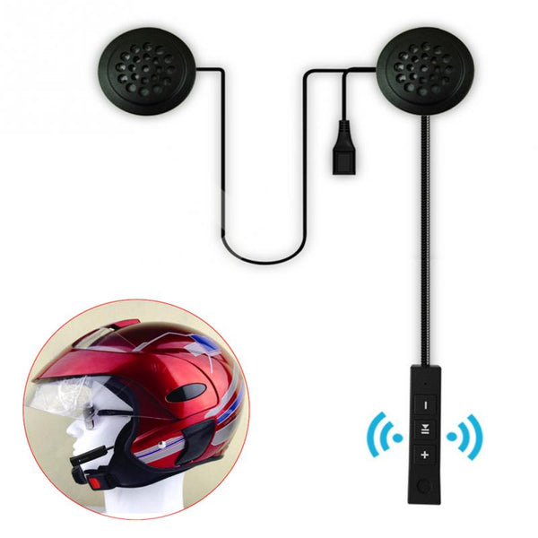 2019 New Bluetooth Anti-interference For Motorcycle Helmet Riding Hands Free Headphone - PriceDelux