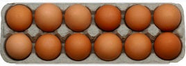 Cage-Free Grade A Medium Brown Eggs