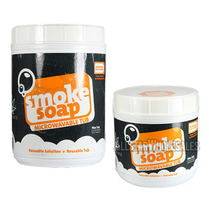 Smoke Soap Microwavable Tub