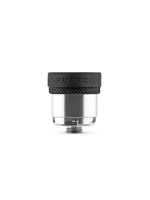 The PEAK Ceramic Atomizer by Puffco
