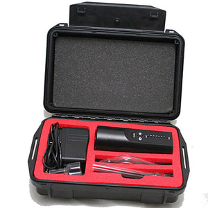 Arizer Solo VapeCase Quarantine Series Red Foam