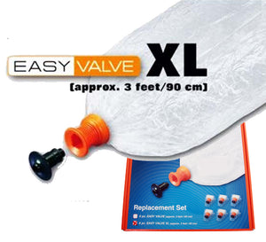 Volcano XL Easy Valve Replacement Set - Pack of 6