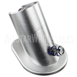 Silver Surfer Vaporizer  Ground Glass 120v (Silver)