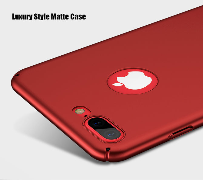 Luxury Hard Matte Case For iPhone 7/7 Plus/6s/6s Plus/6/6 plus/5s/5se